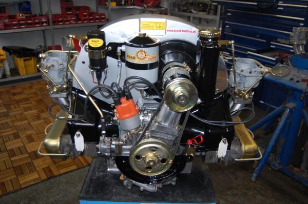 Porsche 356 C Motor Bienert Boxer Motoren Ltd