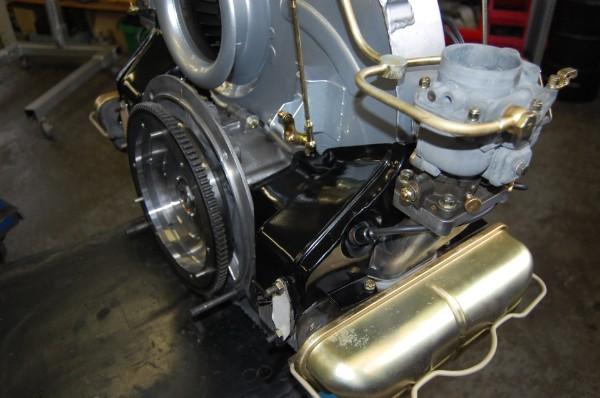 Porsche 356 c Motor | Bienert Boxer-Motoren Ltd ...