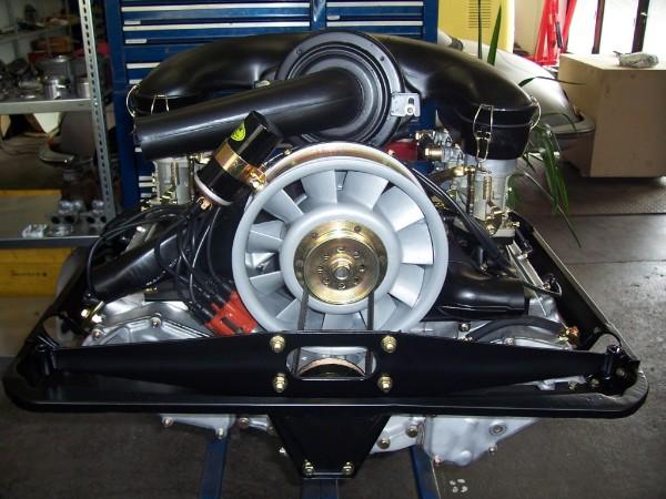 Alu Motor Porsche 911 Bienert Boxer Motoren Ltd