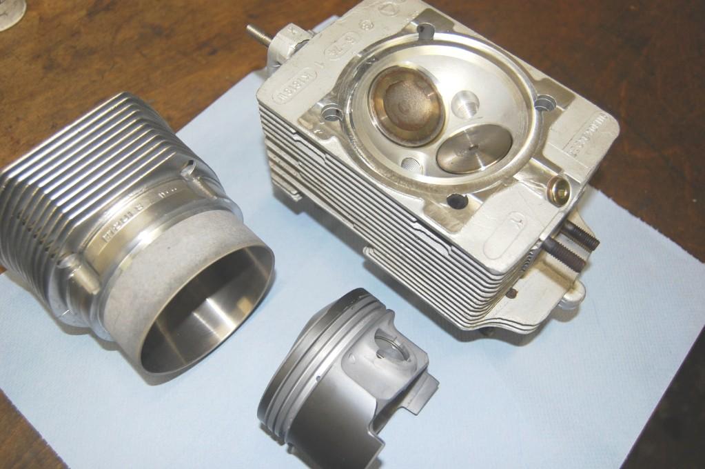 Mahle RSR Kolben | Bienert Boxer-Motoren Ltd. | Werkstatt ...