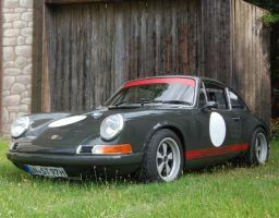 Porsche 911 – ST – Aufbau