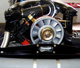Motorenbereich