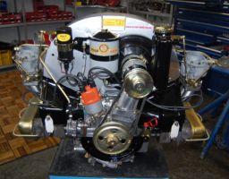 Porsche 356 c Motor