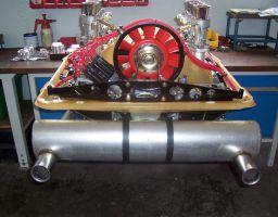 2,8 Rallyemotor