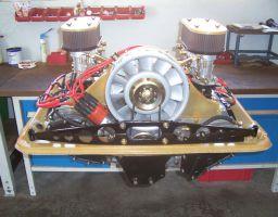 2,3 Kurzhub Rallyemotor