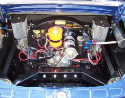 Motor Porsche 912