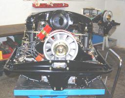 2,7 RS / 911/83 Umbau auf 2,9 RS