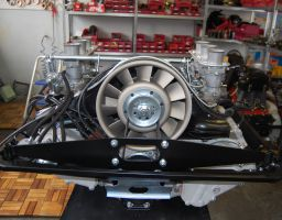 Porsche 901 Motor