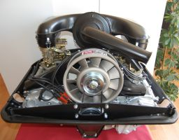 911 / 901, 2,0 Alu-Motor aus 1965