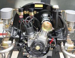 Motor 356, Doppelzündung